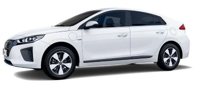 The Hyundai Ioniq PHEV 2018