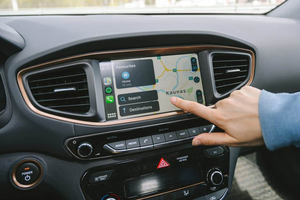 Apple CarPlay on a non Tesla car